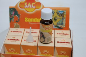 Etherische olie Sandalwood